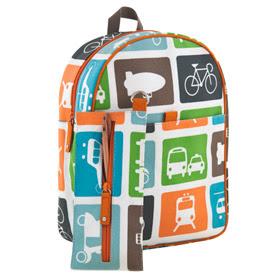 Beautiful Brown Babies Mod Squad Dwell Studio Backpacks On Sale