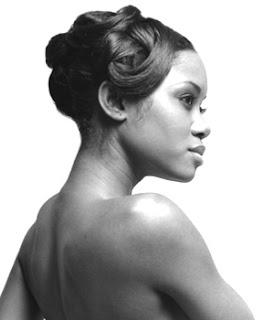 African American Wedding Hairstyles U0026 Hairdos Pin Curl / Pinned Up Hairdo