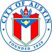 Austin Texas City Seal Oil Black Gold Texas Tea