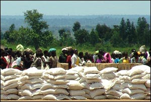 USAID Food Aid Crisis