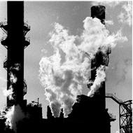 oil refinery pollution gas gasoline global warming greenhouse gas