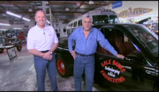 Jay Leno E85 Ethanol Food vs Fuel