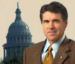 Texas Governor Rick Perry Ethanol Renewable Fuel Standard RFS