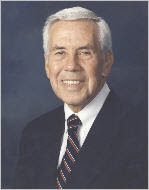 Senator Richard Lugar Ethanol food fuel debate
