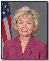 Indiana Lt. Governor Becky Skillman
