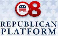 Republican 2008 Platform