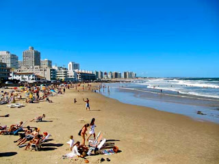 Playa Brava - Punta del Este, Uruguay