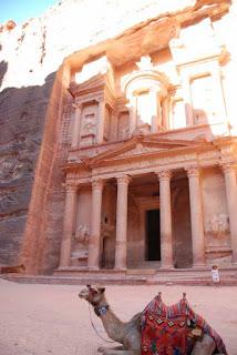 Al Khazneh Treasury Petra Jordan