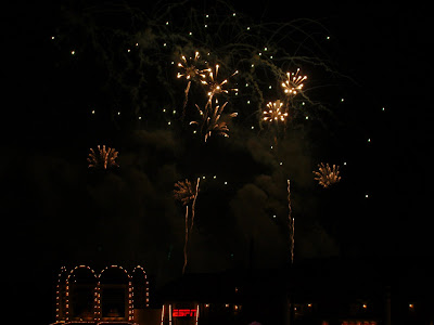 Epcot Fireworks Boardwalk