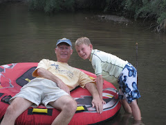 Uncle Pete and Quinn-Lake Havasu