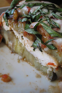 It's A Keeper: Grilled Chicken and Eggplant Parm