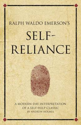 Short essay on self reliance