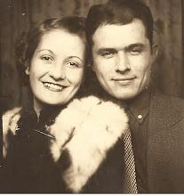 Dawson and Nova Hicks Bussey @1940