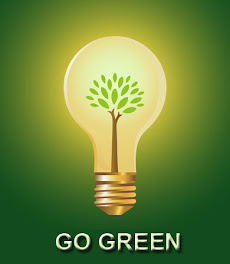 save our earth, go green now !!!!