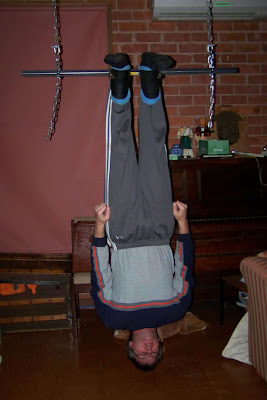 But He S Not The Only Magician Who Sleeps Upside Down