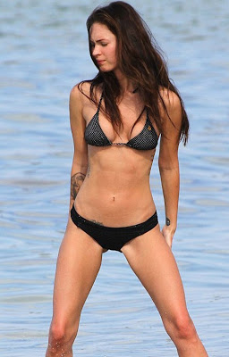 Megan Fox fotos desnuda