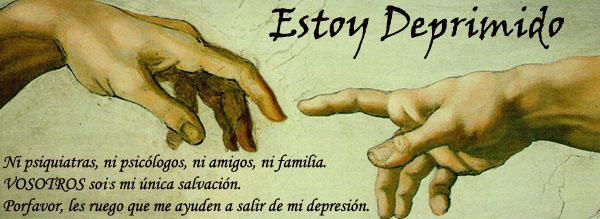 ESTOY DEPRIMIDO - Luchando contra la depresión