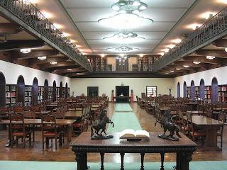 Copley Library - Copley Library - University of San Diego