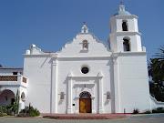 Mission San Luis Rey de Francia, Oceanside, CA