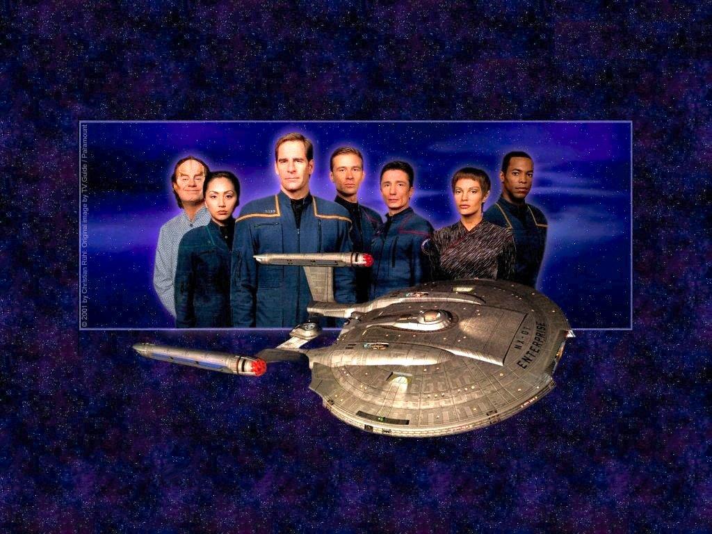 Star trek enterprise 2001 2005