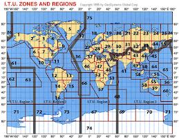 ITU Zones @ Region