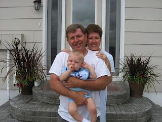 Another sad goodbye with pawpaw david and grandma sherry