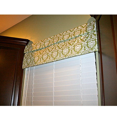 Simple Kitchen Valance our unexpected journey: my mini kitchen makeover!