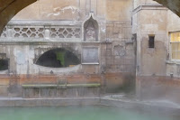 Termas Romanas, Bath