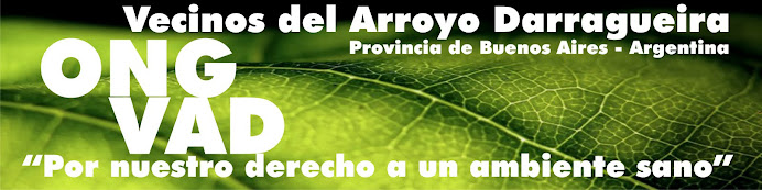 ONG VAD Vecinos del Arroyo Darragueira