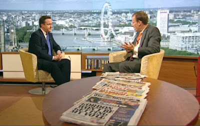 Andrew Marr Show - 2 May 2010