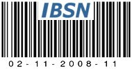 IBSN: Internet Blog Serial Number 02-11-2008-11