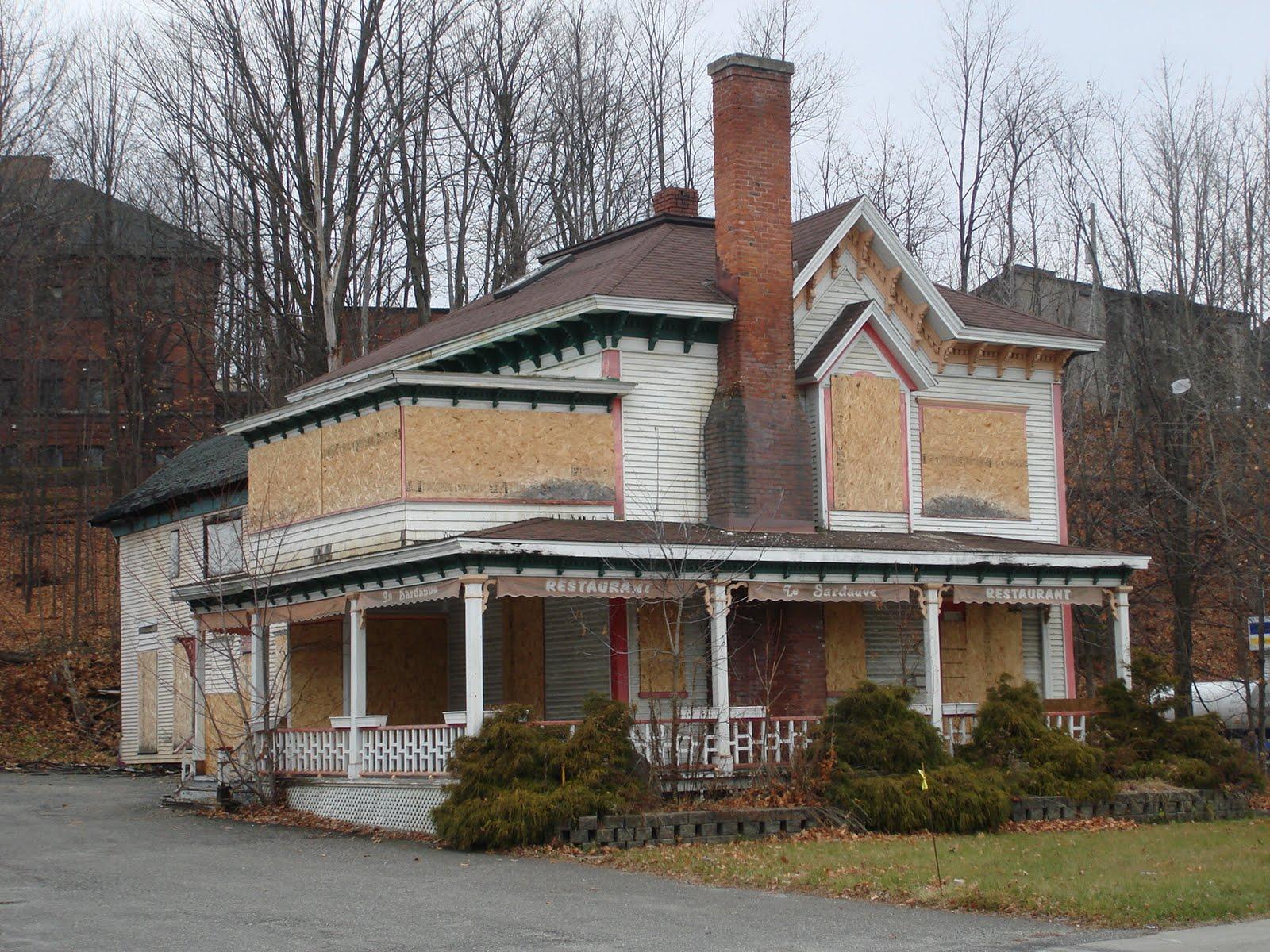 maison hantee a montreal