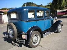 Modelo 1931 Vista Lateral Trasea