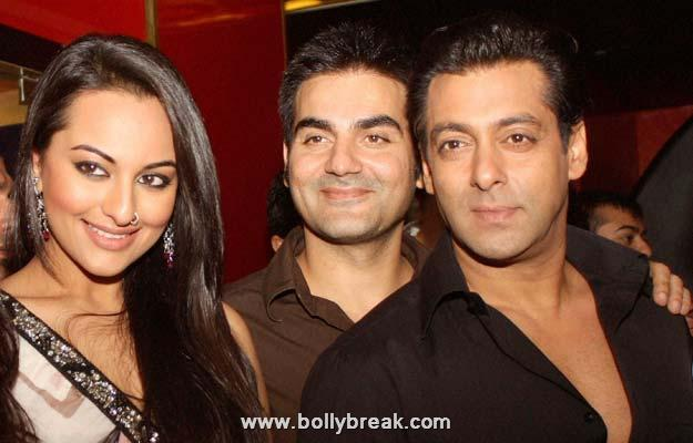  SalmanKhan Sonakshi Sinha Pics Together