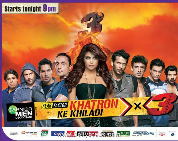  Priyanka chopra Khatron ke Khiladi Ads