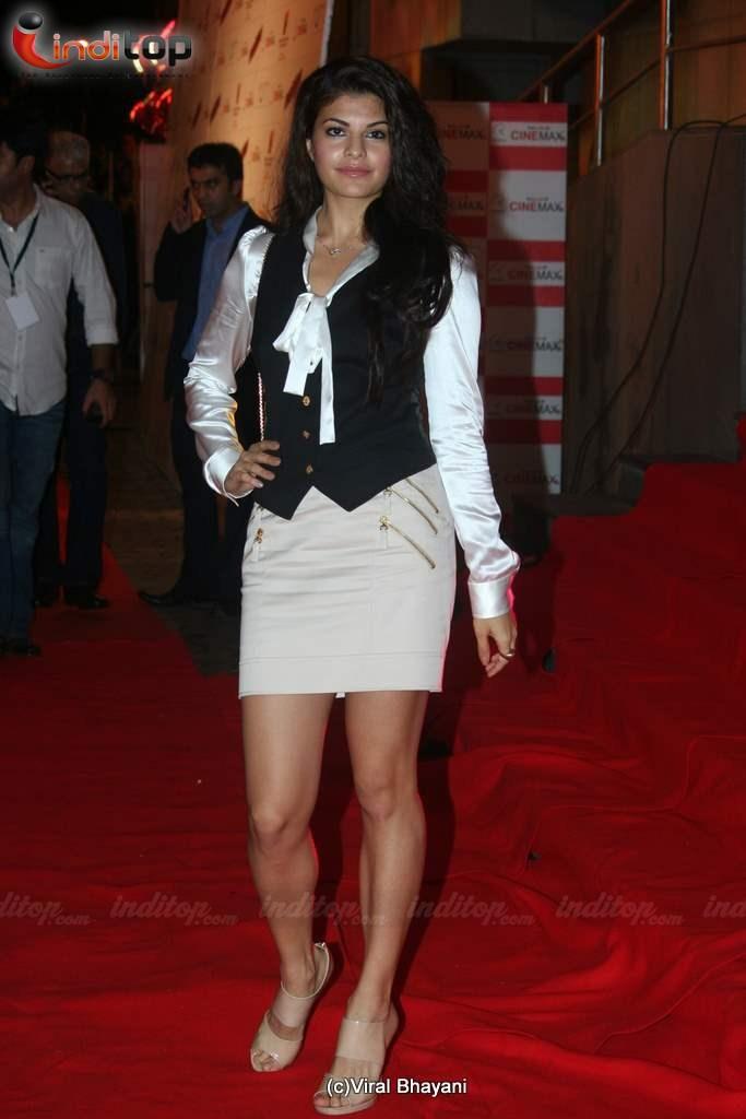 , Jacqueline Fernandez at Dabangg premiere