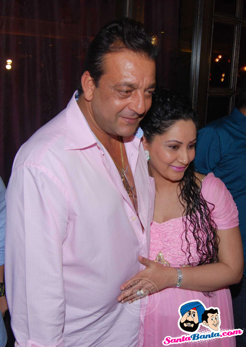 Manyata Dutt Baby Shower Ceremony Pics