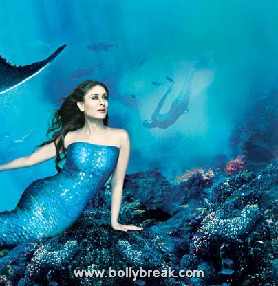 Kareena Kapoor Mermaid Pic