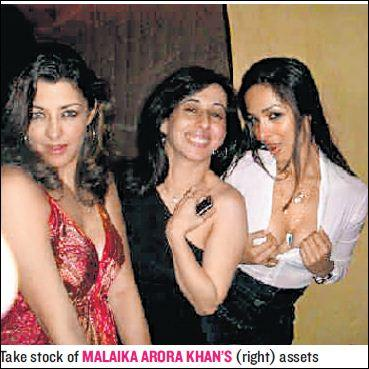 Malaika Arora Dabbang Party Hot Leaked Pic