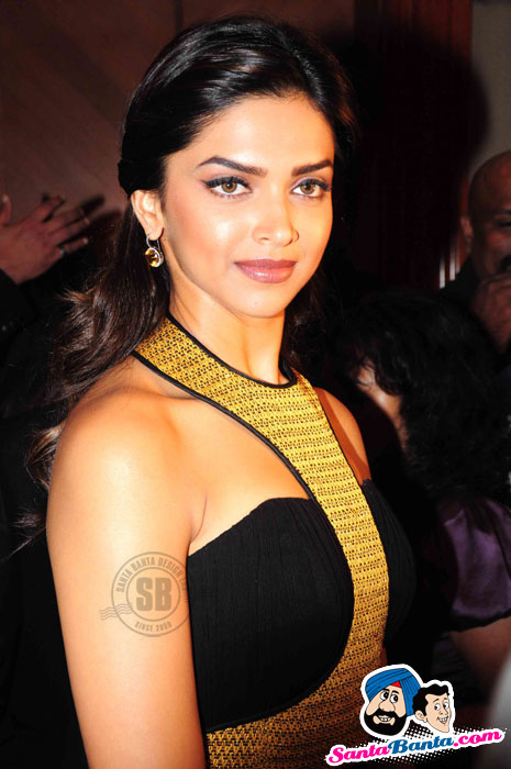 Deepika & other celebs at Audelade Jewellery Launch
