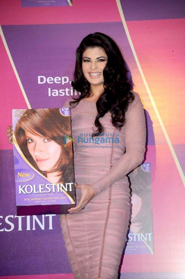 , Jacqueline Fernandez Launch 'KOLESTINT'