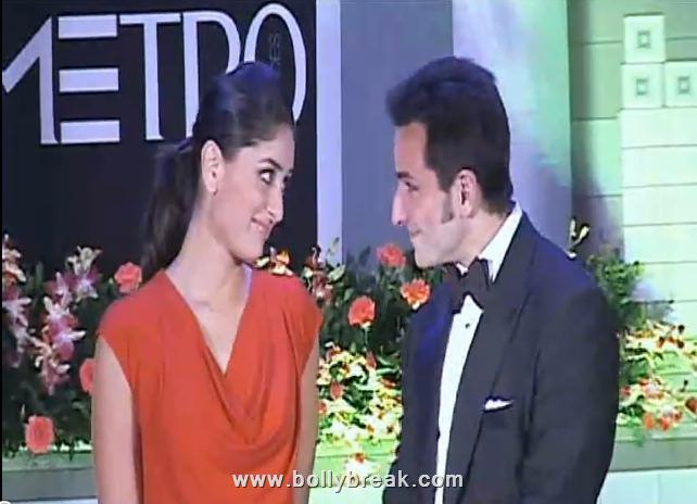 Hot Kareena Kapoor at Metro Shoe Press Conference with Saif