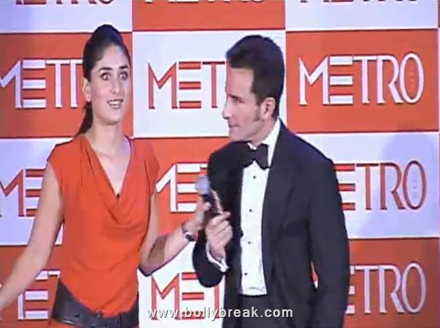Hot Kareena Kapoor at Metro Shoe Press Conference with Saif - Famous Celeb Press Meeting Gallery - Famous Celebrity Picture