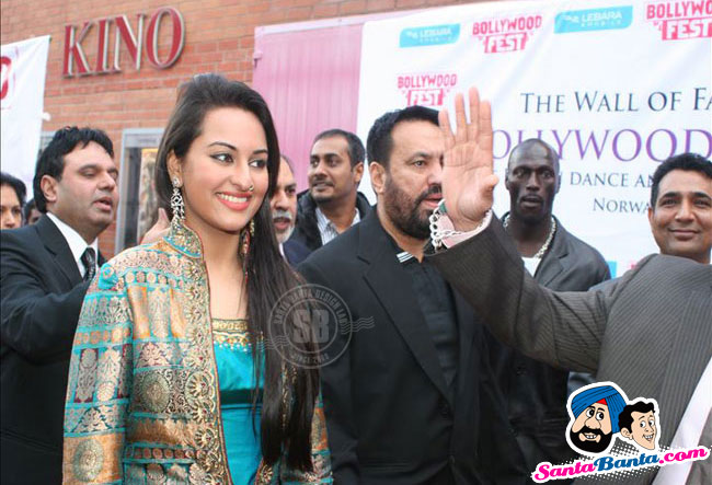 Salman Sonakshi Sinha In Norway