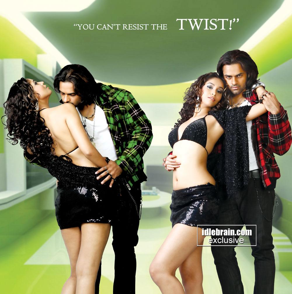 , Shubra Aiyappa & Amruta Patki hot Wallpapers from Movie  Rey