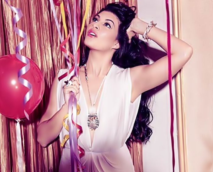 , Jacqueline Fernandez Sexy Cosmopolitan Photoshoot