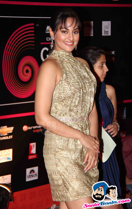 Bollywood Babes at Global Indian Music Awards