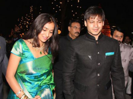 Vivek Oberoi with Priyanka Alva to attend Lavish Ceremony