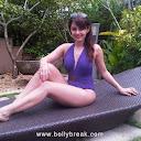 Minnisha Lamba Hot Unseen Real Life Bikini Pic