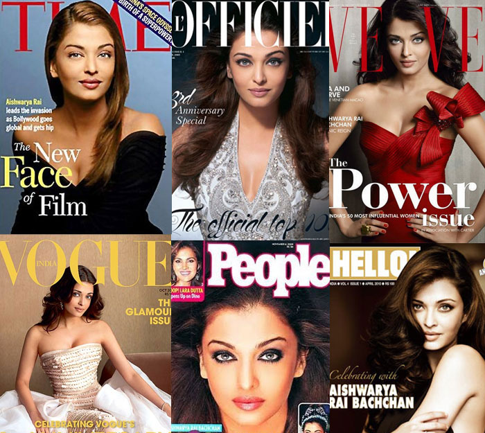 Top Cover Girls Of bollywood in 2010